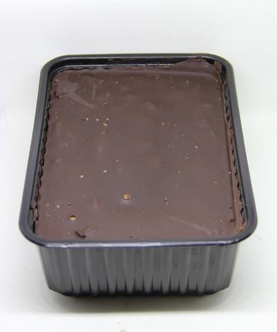 Горький шоколад с миндалем 1 кг