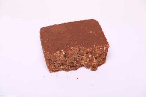 Молочный шоколад с фундуком и изюмом 1 кг