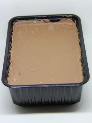 Молочный шоколад с фундуком и карамелью 1 кг
