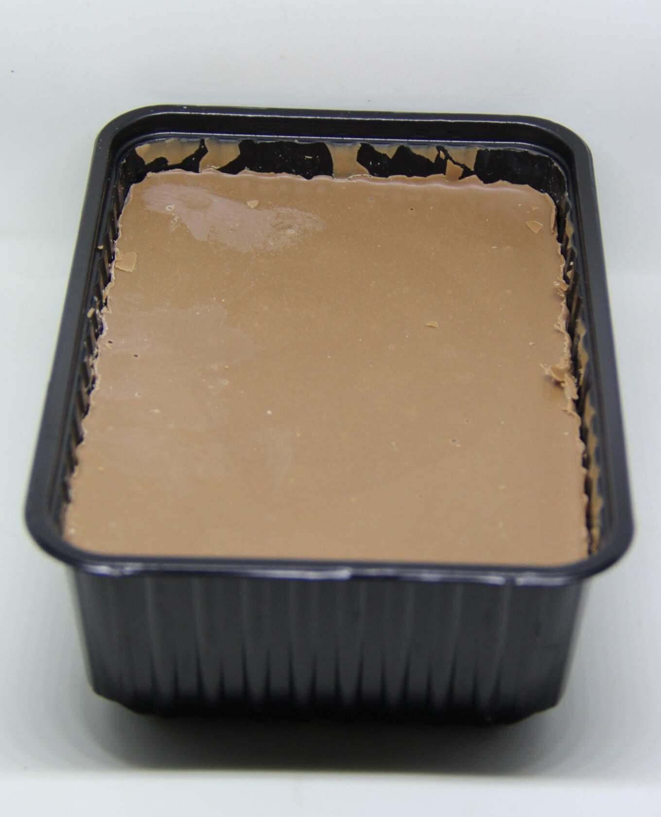 Молочный шоколад со вкусом крем-брюле 1 кг
