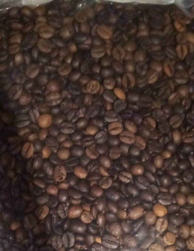 Кофе в зернах Купаж 100 грамм