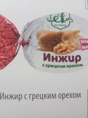 Инжир с грецким орехом 1 кг