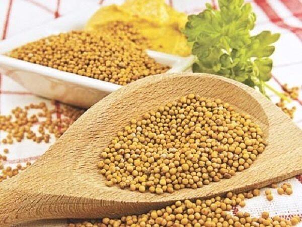 Семена горчицы 1 кг