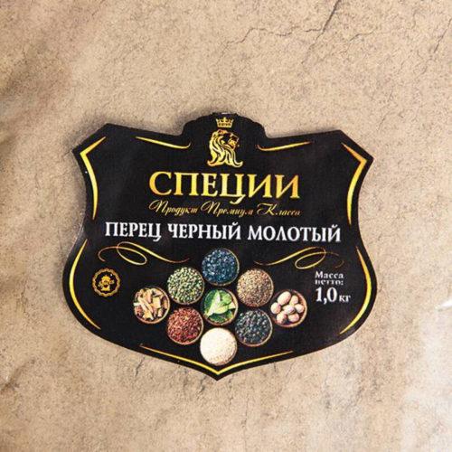 ПЕРЕЦ ЧЁРН. МОЛОТЫЙ 1 кг
