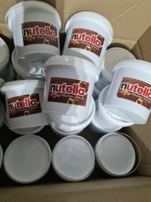 Паста Нутелла с грецким орехом- 1 кг