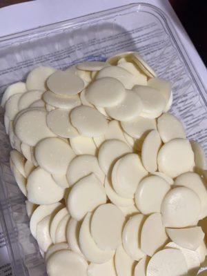Дропсы белые 1 кг