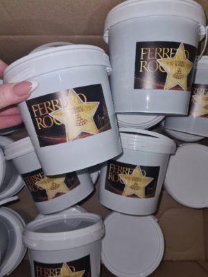Паста Ferrero rocher 1 кг