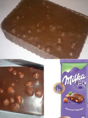 Милка с фундуком (шоколад) 1 кг