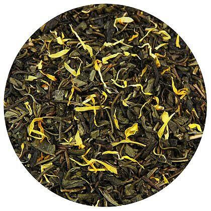 Саусэп Крупнолистовой Зеленый чай с ароматом саусэпа.