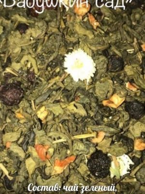"Чай ""Бабушкин Сад"""