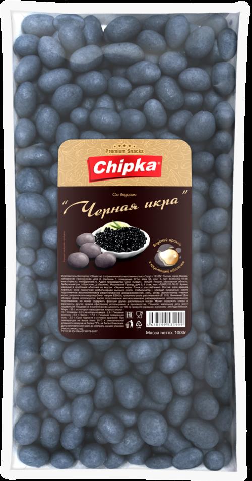 Арахис в глазури со вкусом Черной икры