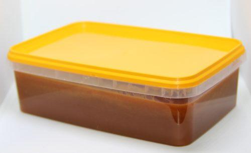 Паста карамельная без начинки 1 кг