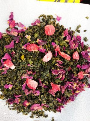 """Чай """"Клубничный улун"""" 1 кг"""